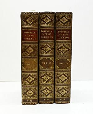 LIFE OF SAMUEL JOHNSON, LL.D. COMPREHENDING AN ACCOUNT OF HI STUDIES AND NUMEROUS WORKS, IN ...