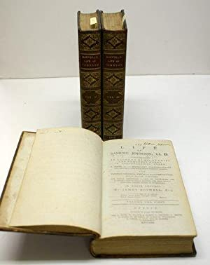 LIFE OF SAMUEL JOHNSON, LL.D. COMPREHENDING AN ACCOUNT OF HIS STUDIES AND NUMEROUS WORKS, IN ...