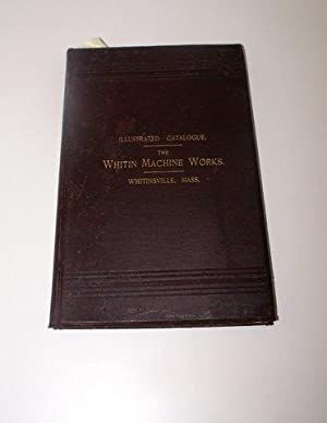 WHITIN MACHINE WORKS WHITINSVILLE, MASS., BUILDERS OF COTTON MACHINERY. OPENERS, LAPPERS, CARDS, ...