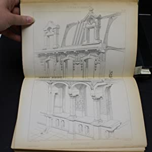 LECTURES ON ARCHITECTURE(TRANSLATED FROM THE FRENCH OF E. VIOLLET-LE-DUC) 2 VOLUMES: Bucknall, ...