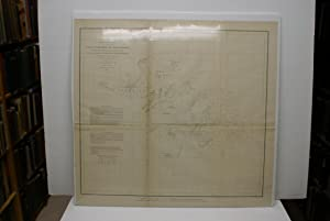 PRELIMINARY SKETCH SHOWING THE POSITIONS OF DAVIS'S SOUTH SHOAL AND OTHER DANGERS. [CHART].: ...