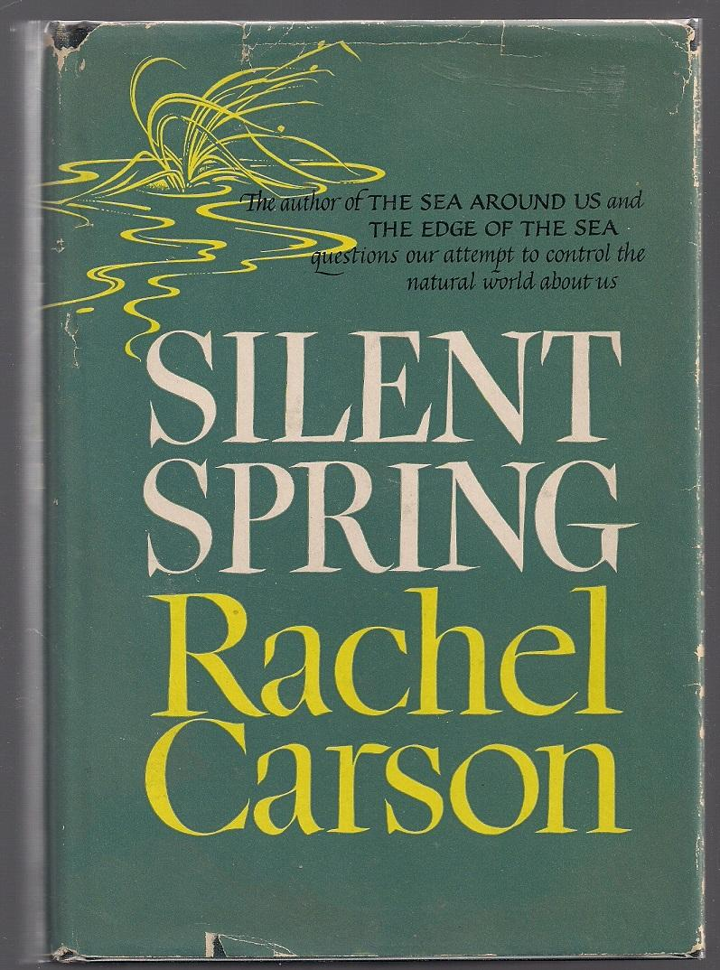 silent spring by rachel carson first edition abebooks