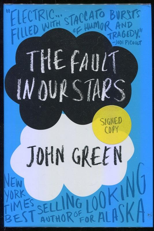 The Fault in Our Stars Green, John