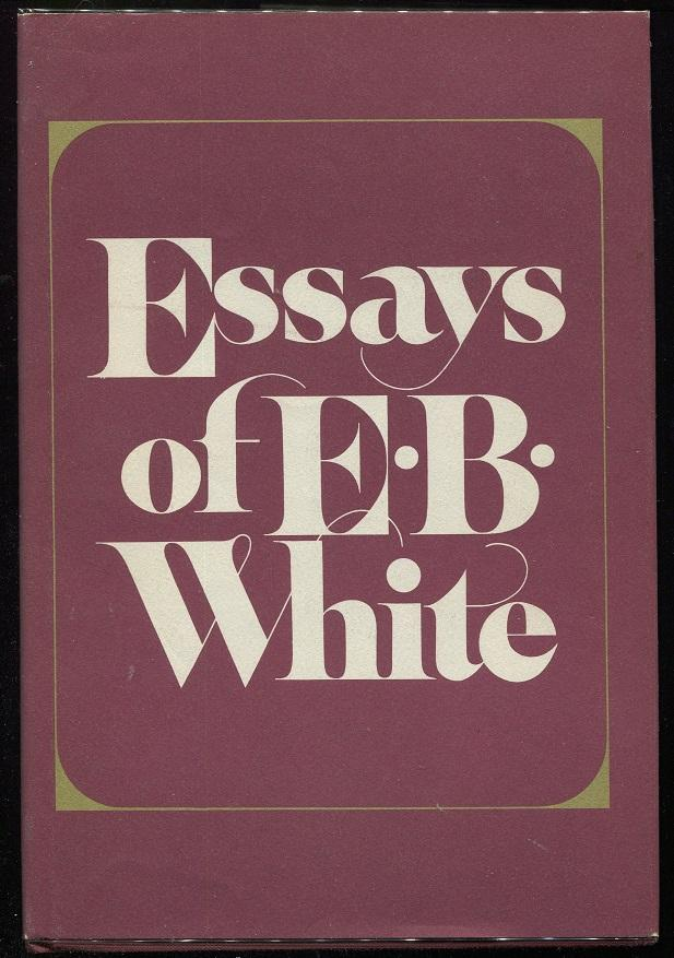 e b white essays lessonsmain pointsideas Once more to the lake is an essay first published in harper's magazine in 1941 by author e b white it chronicles his pilgrimage back to a lakefront resort, belgrade lakes, maine , that he visited as a child.
