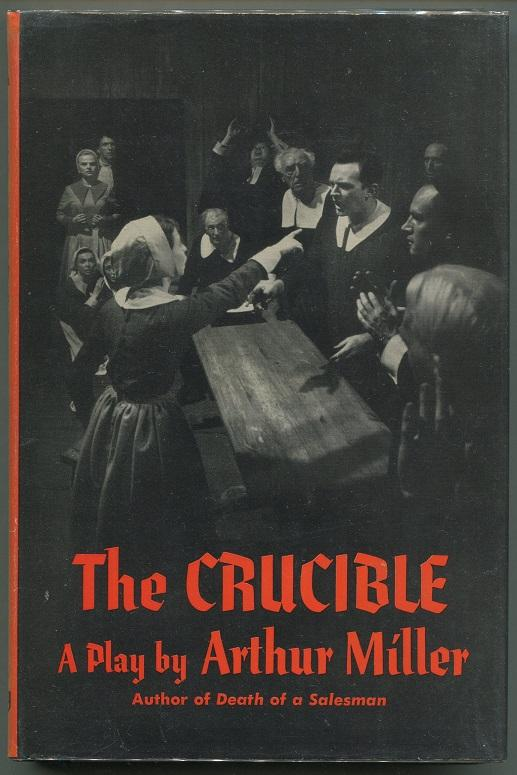 an analysis of the influence of reverend hale on the plot of the crucible a play by arthur miller Plot summary an analysis of major characters john proctor  reverend hale's character seems to undergo a profound shift in the second half of the play how and why does he go from being at the forefront of the witch-hunt to someone who is increasingly skeptical of the court and ultimately denounces it  the crucible in the story the.