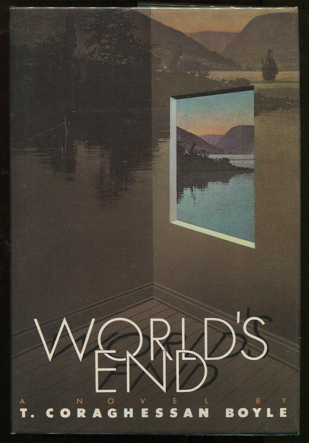 a book analysis of worlds end by t coraghessan boyle Get this from a library world's end : a novel [t coraghessan boyle.