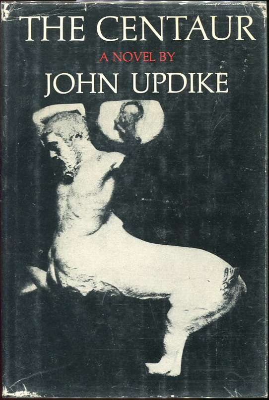 an analysis of metaphors in ap by john updike