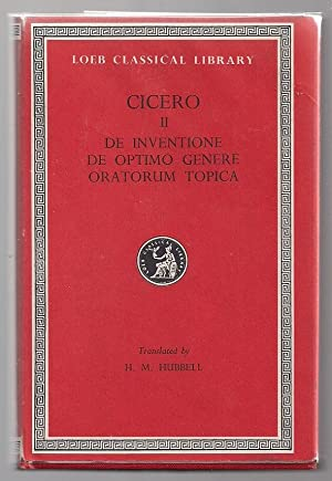 cicero de inventione 1 1 verbs essay De oratore is cicero's mature statement on rhetoric and corrects de inventione cicero de oratore is a dialogue  you wait and wait for the main verb.