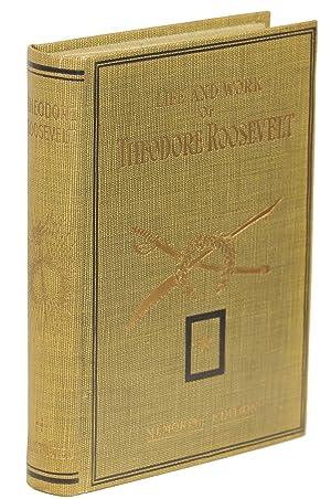 Theodore Roosevelt: His Life and Work; Patriot,: Herbert, Thomas