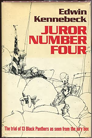 Juror Number Four; The Trial of 13: Kennebeck, Edwin