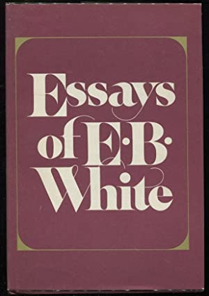 essays of e b white table of contents And subscription information for appalachian heritage, a journal distributed by unc press  the eb white award,  table of contents winter 2018: vol.