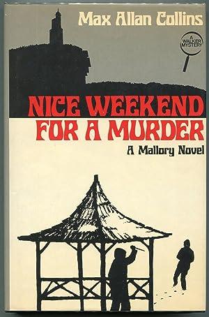 Nice Weekend for a Murder: Collins, Max Allan