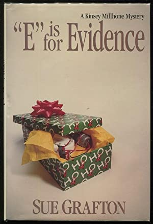 E is for Evidence; A Kinsey Millhone Mystery: Grafton, Sue