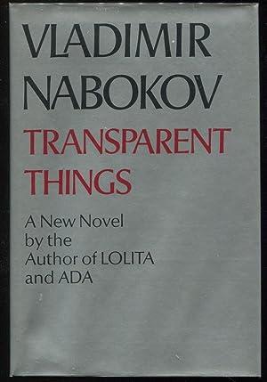 Transparent Things: Nabokov, Vladimir