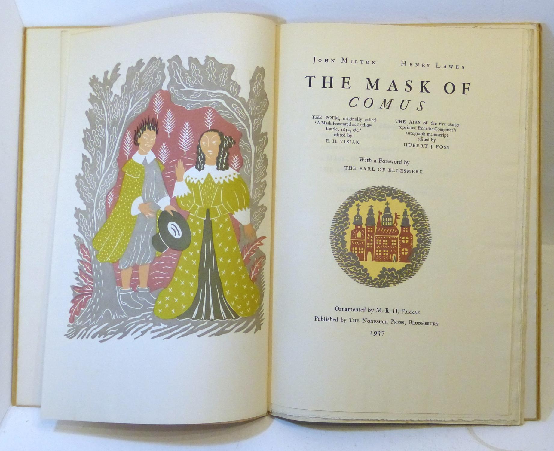 the mask poem