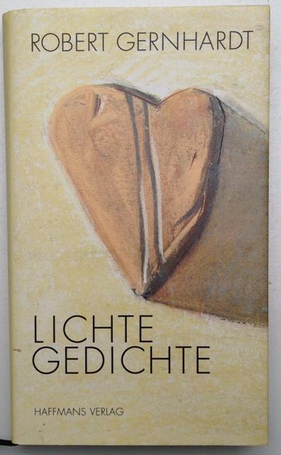 Lichte Gedichterobert Gernhardt