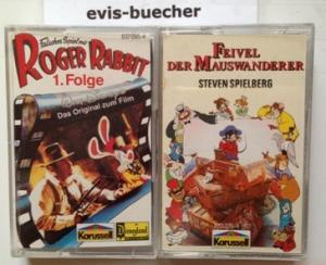 ROGER RABBIT 1. Folge + FEIVEL DER: Wolfgang Ziffer, Klaus