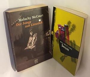 Der Junge aus Limerick: Erinnerungen + Serum: McCourt, Malachy und