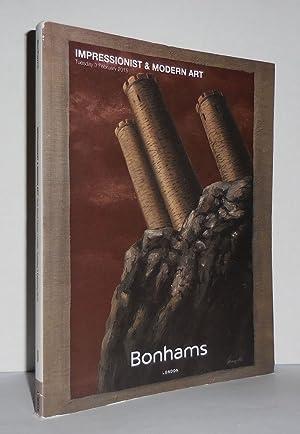 IMPRESSIONIST & MODERN ART Tuesday 3 February: Bonhams - Edgar