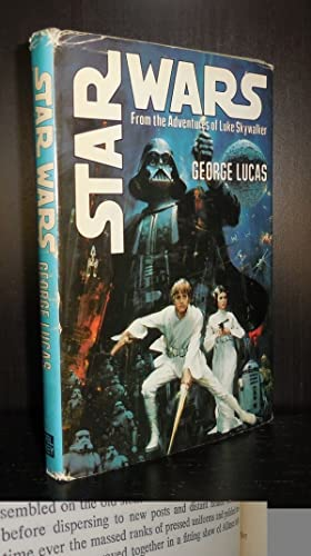 STAR WARS From the Adventures of Luke: Lucas, George &