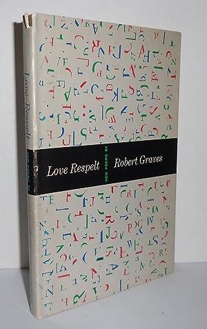LOVE RESPELT: Graves, Robert