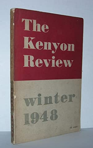 THE KENYON REVIEW [ AURORAS IN AUGUST: Stevens, Wallace, Lionel