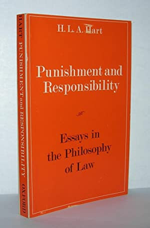 h.l.a. hart essays on bentham Essays on bentham: studies in jurisprudence and political law, morality, and society: essays in honour of h l a hart, edited by p m s hacker and joseph raz.