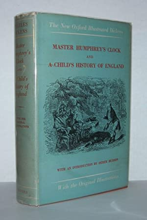 MASTER HUMPHREY'S CLOCK AND A CHILD'S HISTORY: Dickens, Charles; Phiz