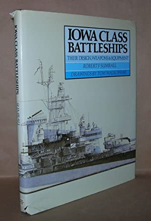 IOWA CLASS BATTLESHIPS Their Design, Weapons and: Sumrall, Robert F.
