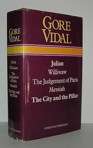 JULIAN, WILLIWAW, THE JUDGEMENT OF PARIS, MESSIAH,: Vidal, Gore
