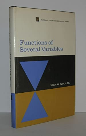 FUNCTIONS OF SEVERAL VARIABLES: Woll, John W.