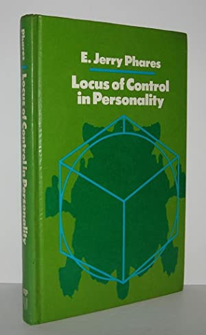 LOCUS OF CONTROL IN PERSONALITY: Phares, E. Jerry
