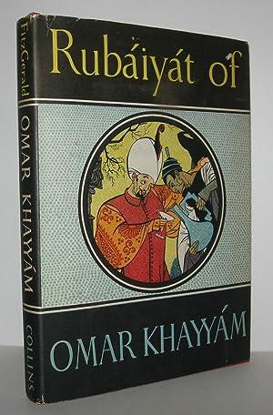RUBAIYAT OF OMAR KHAYYAM: Omar Khayyam; Illustrations