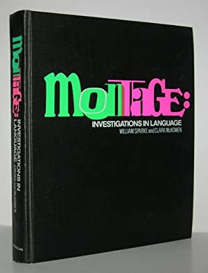 MONTAGE Investigations in Language: Sparke, William and