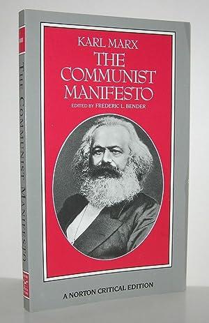 THE COMMUNIST MANIFESTO: Marx, Karl &