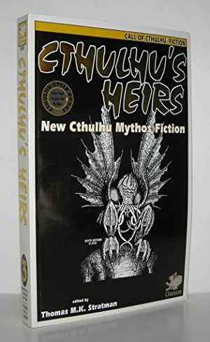 CTHULHU'S HEIRS New Cthulhu Mythos Fiction: Lewis, D. F.