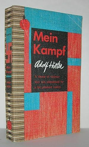 MEIN KAMPF: Hitler, Adolf; translated
