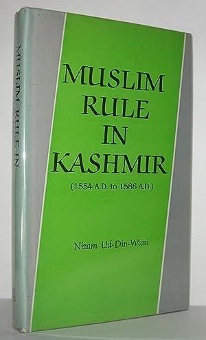Wani a a abebooks muslim rule in kashmir 1554 a d nizam ud din wani fandeluxe Gallery