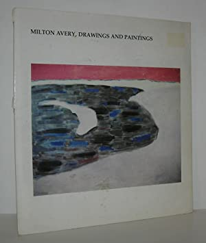 MILTON AVERY, DRAWINGS AND PAINTINGS: Avery, Milton -