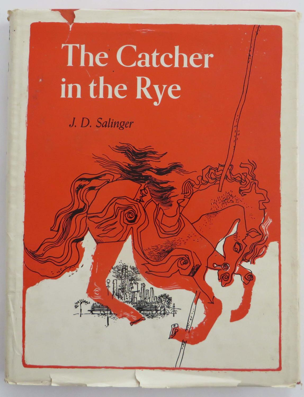 an analysis of the book the catcher in the rye by j d salinger Chapter summary for j d salinger's the catcher in the rye, chapter 2 summary  find a summary of this and each chapter of the catcher in the rye.