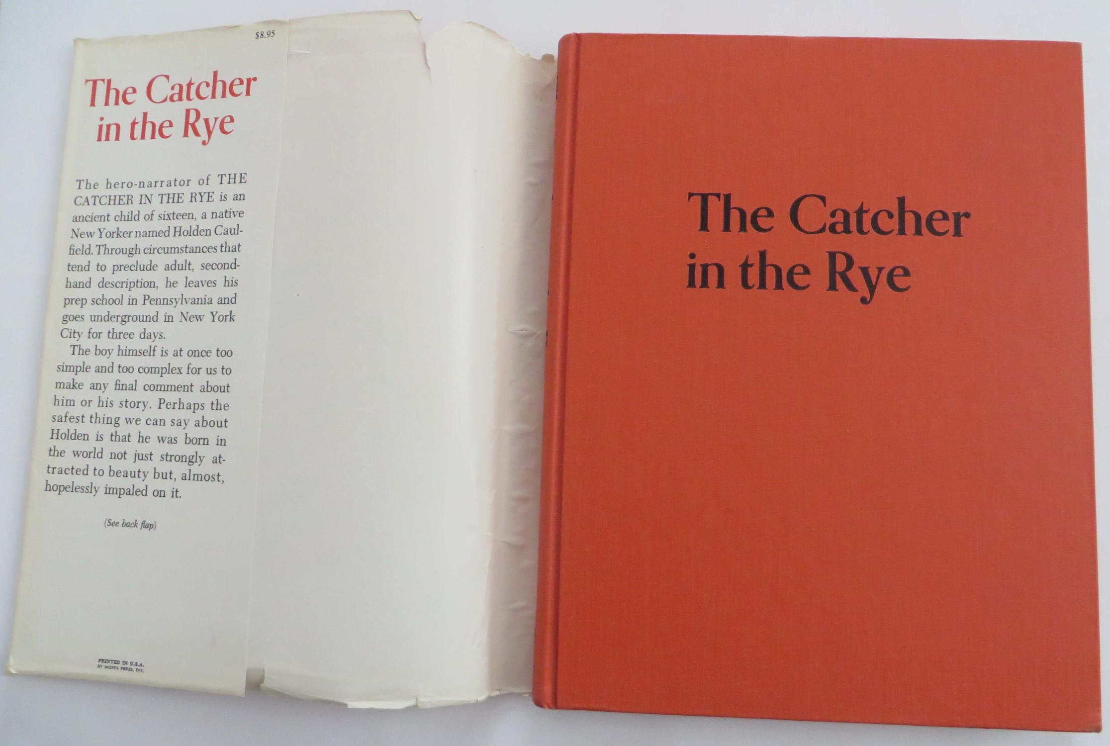an analysis of the worth of a book the catcher in the rye by j d salinger I read this book for the first time as an adult someone recommended i read it  after i told her i hated school when i first read this book except for a couple of his .