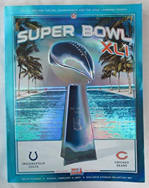 National Football League : Super Bowl XLI Exclusive Stadium Collection