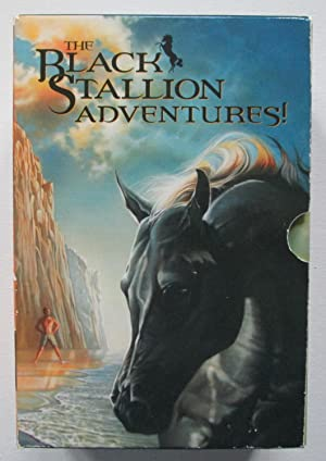 The Black Stallion Adventures! ( Four Book Boxed Set )