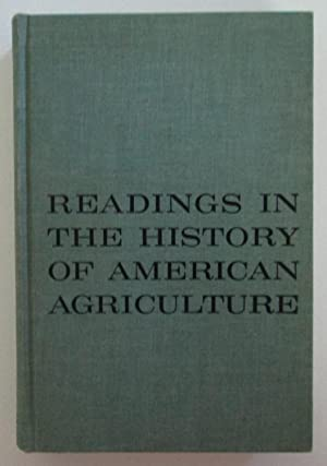Readings in the History of American Agriculture
