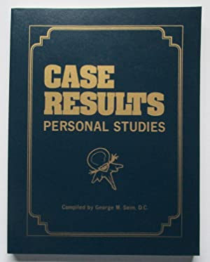 Case Results : Personal Studies