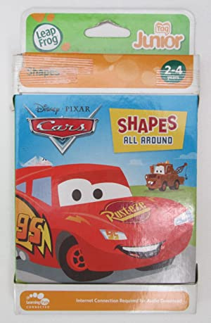 Tag Junior Disney.Pixar Cars : Shapes All Round (2-4 Years)