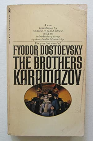 dostoevskys the brothers karamazov essay Brothers karamazov,  rozanovs work will be cited in the text of this essay as r, and  assessing dostoevskys importance for political philosophy,.