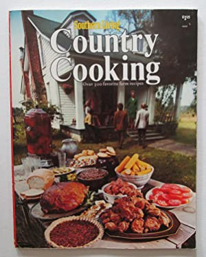 Southern Living Country Cooking : Over 500: Sturges, Lena (Foods