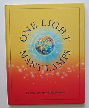 One Light Many Lamps: Jones, Victoria