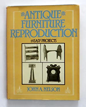Antique furniture reproduction: 15 easy projects